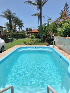 Photo for Beach house with pool