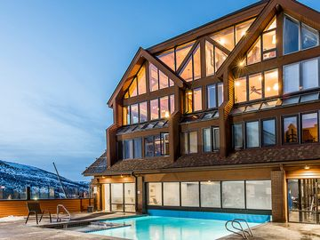 The Lodge at the Mountain Village Deluxe Penthouse by All