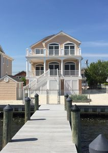 Photo for Bay Front Lavallette Home