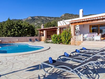 Photo for Exclusive Villa Rodrigues in Ibiza, with private pool, 3 bedrooms, 6 sleeps
