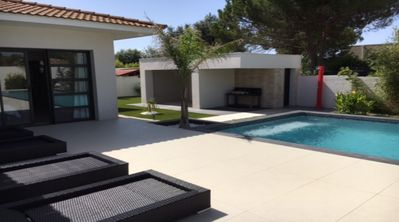 Photo for Villa upscale edge Grau d'Agde Beach