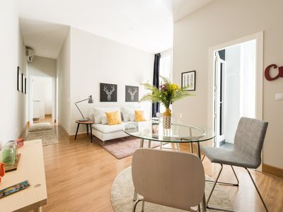 Photo for Located next to the Gran Vía. Ideal for tourist stays because of its location