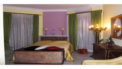 Photo for B&B parioli Garden - Capri room
