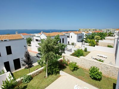 Luxury apartment with oven, 13 km north of the city of Zadar