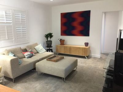 Photo for Renovated two bedroom prime Venice house w parking