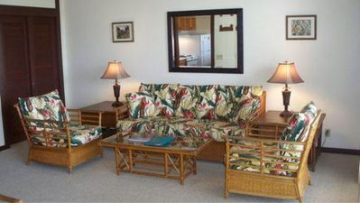 Photo for Condo Within Short 2 Minute Walk To The Best Beach In Sunny Poipu