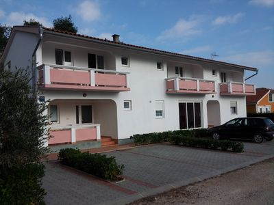 Photo for Put Bunara I Two bedroom aprtment 4 with balcony 4 ps - Two Bedroom Apartment, Sleeps 4