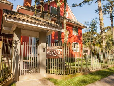 Photo for Beautiful and cozy apartment - Merano Comfort - in the best neighborhood of Gramado