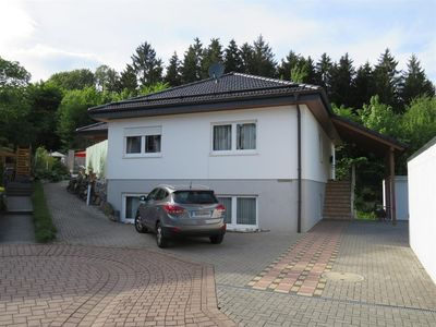 "Photo for Holiday house ""Waldzauber"" - 7-bed apartment"