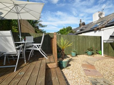 Photo for Cosy holiday home in the centre of Dartmouth, perfect for a family!