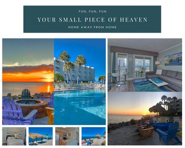 Photo for Casa Del Playa with Heated Pool, WIFI great sunsets (252)