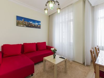 Photo for historical&comfy flat@city center