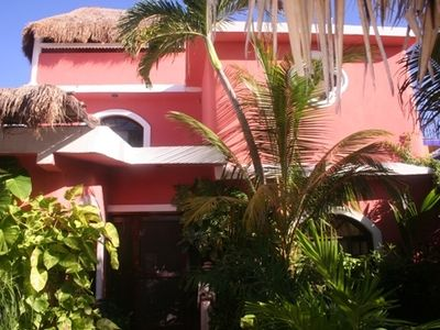 Photo for Charming Bed and Breakfast - Experience Puerto Morelos like a local