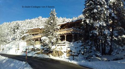 Photo for cottage Cerdagne 12 people adapted PMR