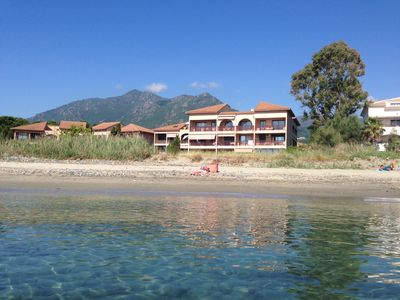 Photo for 2BR Apartment Vacation Rental in Moriani plage