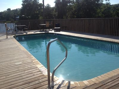 Photo for BON SECOUR RIVER CONDO WITH SUNSETS AND MINUTES TO THE BEACH