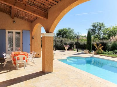 Photo for Vacation home Mistral (REG110) in Régusse - 4 persons, 2 bedrooms