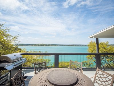 Photo for Lakeside Villa- Waterfront & Best Views on the Lake, Featured on HGTV!