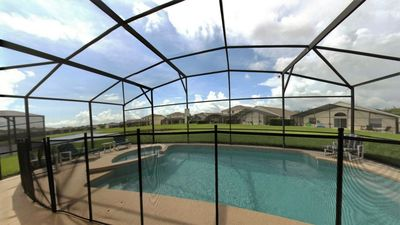 Photo for Near Disney World - Cumbrian Lakes - Welcome To Relaxing 7 Beds 5.5 Baths  Pool Villa - 7 Miles To Disney