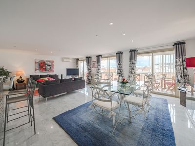 Photo for Very nice 3 bedrooms ideally located in the heart of Cannes