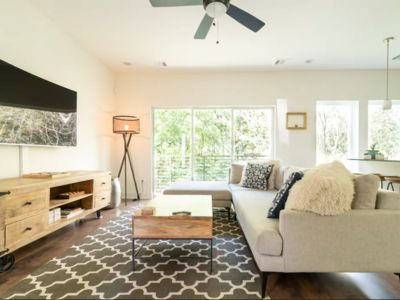 Photo for Secluded East Austin Home with Beautiful Patio