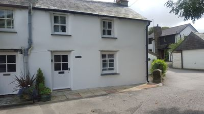 Photo for Cosy 2 bedroom  cottage in St Teath near Port Isaac, North Cornwal