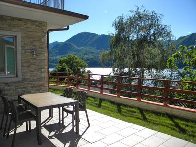 Photo for Apartment Casa Melissa (ORA220) in Orta San Giulio - 4 persons, 2 bedrooms