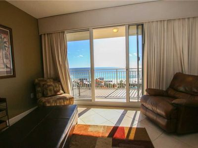 Photo for Cozy 8th Floor Unit With Picturesque Views And Homey Feeling