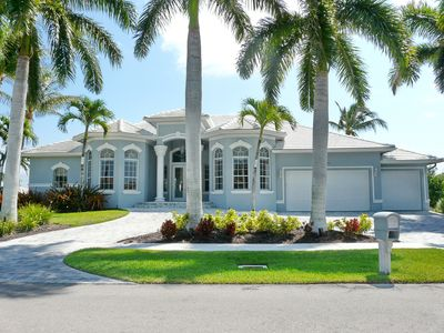 Photo for 471 Pheasant Court: 4  BR, 2  BA House in Marco Island, Sleeps 8