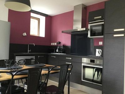 Photo for Gite Ax-les-Thermes, 2 bedrooms, 4 persons