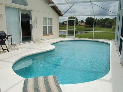 Photo for Luxury 4 bed vacation home with Private pool.