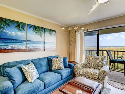 Photo for New Listing! Updated Condo w/ Pools & Tennis - Walk to Beach