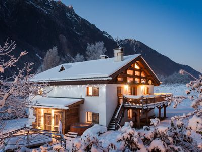 Photo for Large luxe chalet winter & summer, owner run service, super location