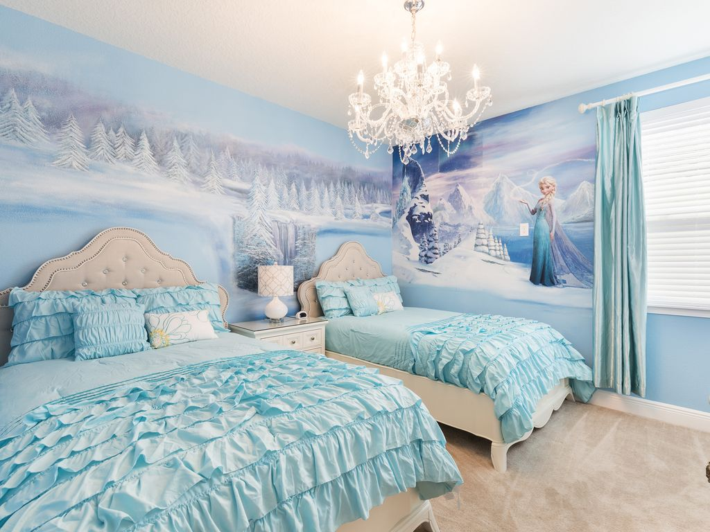 8min To Disney Frozen Amp Star Wars Themed Rooms Where All