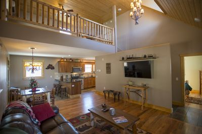 Prepare to be Spoiled in Rustic Elegance. Timber Ridge of Asheville