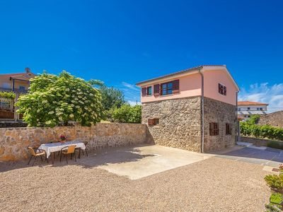 Photo for 2BR House Vacation Rental in Vrh, Island Krk