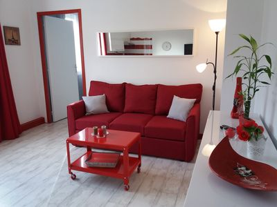 Photo for Apartment 2 people near downtown MILLAU - refurbished