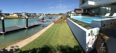 Photo for Resort living + private JETTY