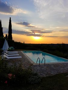 Photo for House in the heart of Chianti's area.