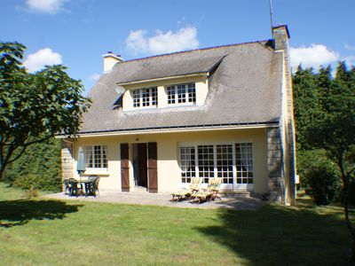 Photo for Family Villa Near Bubry, Morbihan, Brittany, France