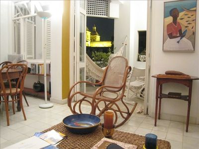 Photo for Charming 2 BR Apart. in Heart of Colonial Cartagena, Colombia