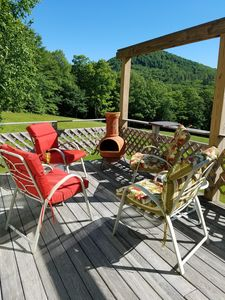 Photo for Vermont Hillside Cottage w/Great View - Pet Friendly