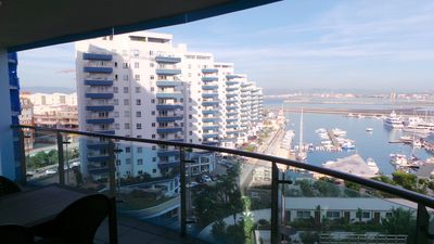 Photo for 2 Bed,2 Bath On High Floor. Beautiful Marina Views. Your home away from home.