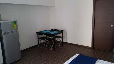 Photo for Brand new apartment with private bathroom and kitchenette