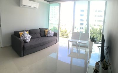 Photo for New- Luxurious Studio In The Heart Of The Condado Steps From The Beach, Free Wif