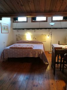 Photo for INDEPENDENT ATTIC IN VILLINO 30 YEARS FREE WI-FI, 20 MN. FROM THE CENTRE
