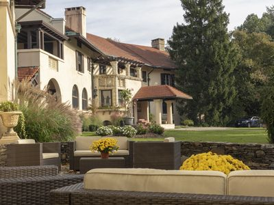 Rushmore Estate--50 private acres only 45 minutes from NYC