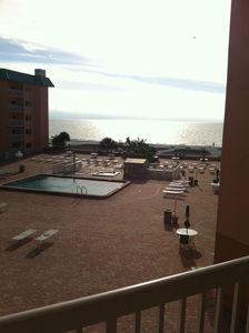 Photo for Large Luxury Gulf/Pool Front Condo