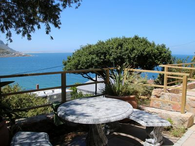 Photo for Great views of Sea and Mountains - easy access to beach
