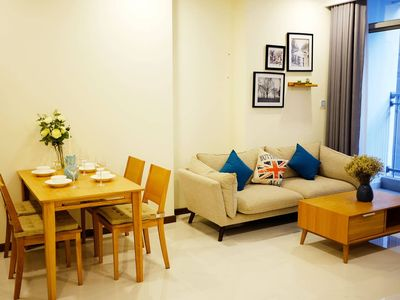 Photo for YUSTAY_ Smart Apartment @ Luxury Vinhomes